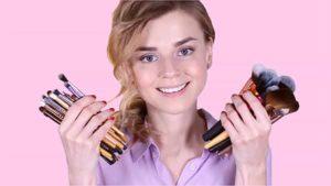 Кисти для макияжа: какая для чего?