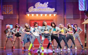 Группа Girls Generation