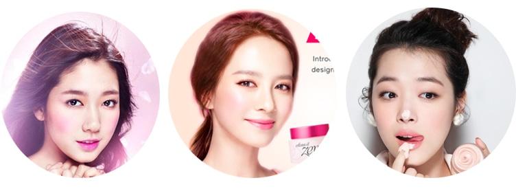 Азиатские тренды макияжа