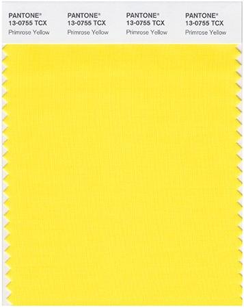 13-0755 Primrose Yellow