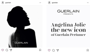 Анджелина Джоли - лицо нового аромата Guerlain