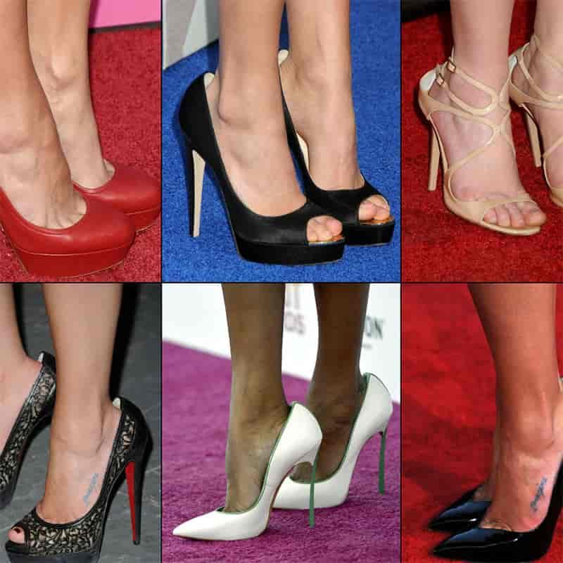 Почему звезды носят обувь, которая им велика