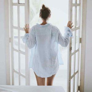 Вставать утром легко