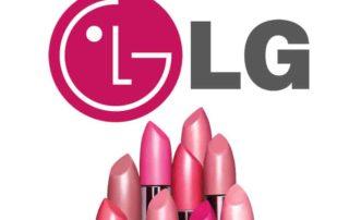 Косметика от LG