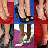 Почему звезды носят обувь, которая им велика?