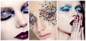 Странные тренды в макияже 2017