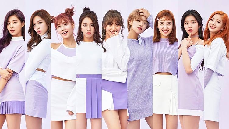 Корейская группа Твайс