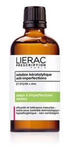 Lierac Prescription Solution Kératolytique Anti-imperfections