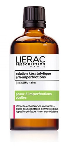 Lierac Prescription Solution Kératolytique Anti-imperfections