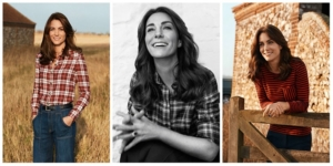 Кейт Миддлтон прически и макияж