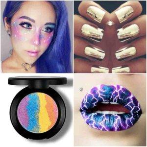 Тренды в макияже 2017 года