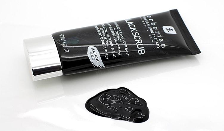 Black Scrub - Черный скраб
