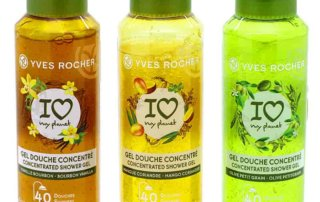 Yves Rocher - Концентрированный Гель для Душа