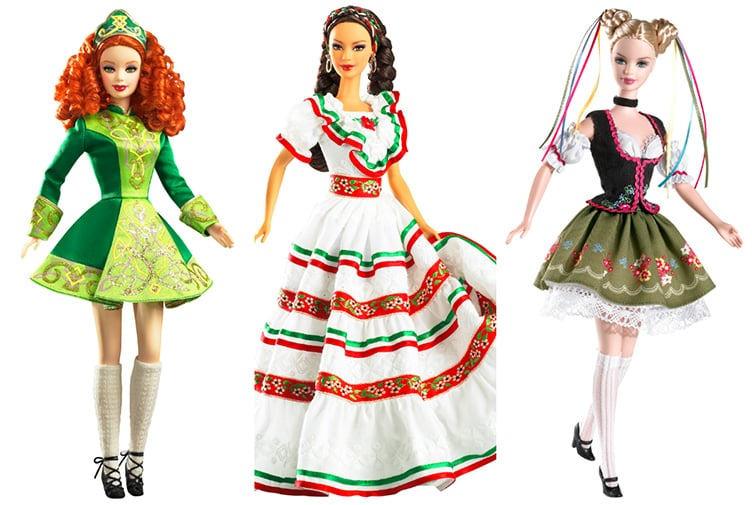 Barbie Festivals of the World