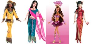 Festivals of the World Barbie