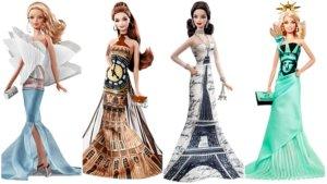 Landmark Collection Barbie