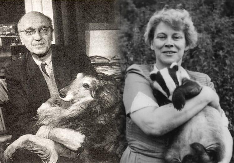 Ян и Антонина Жабинские