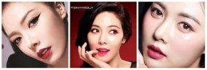 Айдол HyunA и косметика TonyMoly