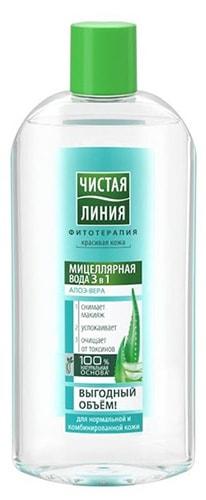 Мицеллярная вода 3-в-1