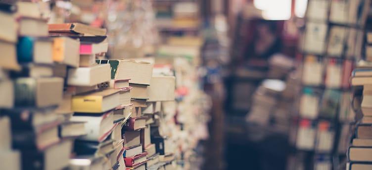 Книги выселят вас из дома
