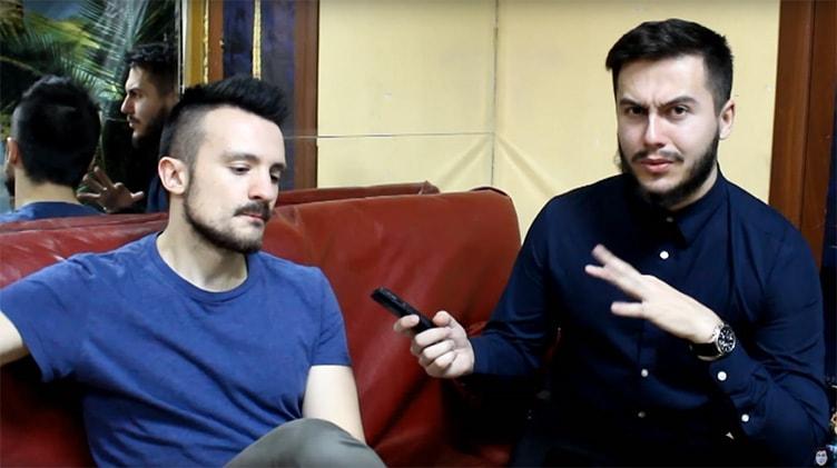 Интервью Михаила Халецкого с Эрнесто Заткнитесь