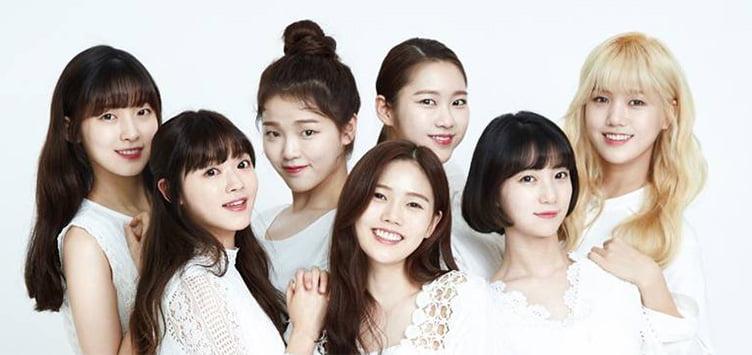 Корейские айдолы Oh My Girl
