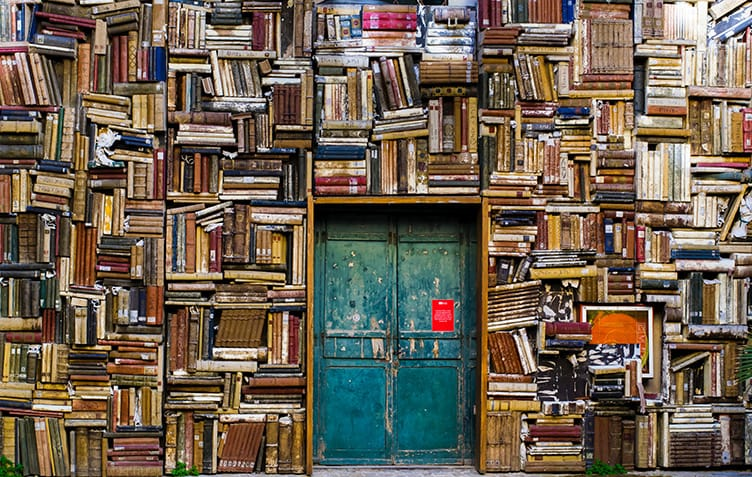 Много книг