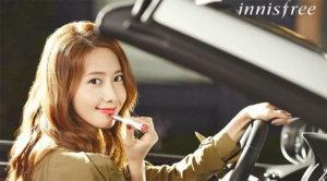 Косметика Innisfree + айдол YoonA