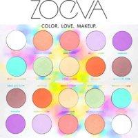 Обзор палеток Zoeva