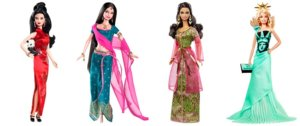 Куклы мира - коллекционные куклы Barbie