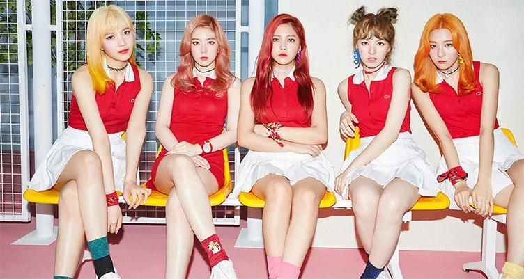 Red Velvet корейская группа