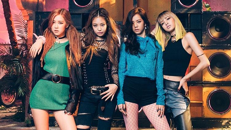 Блек Пинк корейская поп группа