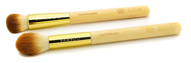 Zoeva Bamboo кисти