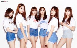 k-pop GFriend