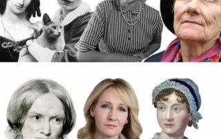 Самые известные писательницы