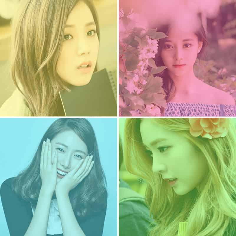 Кто из корейских айдолов самый красивый