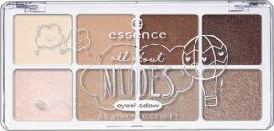 Ессенс eyeshadow palettes
