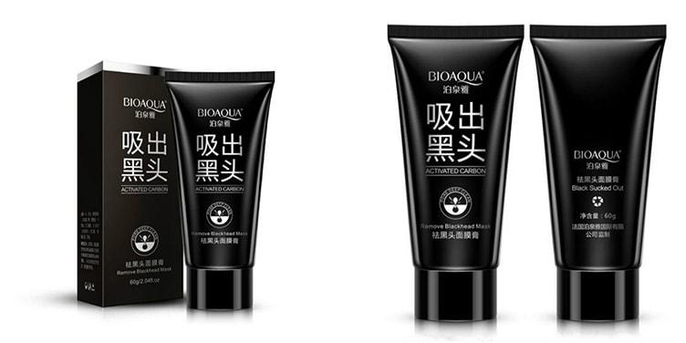Черные маски с AliExpress