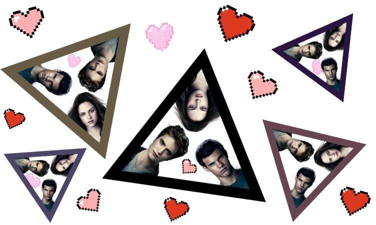 Любовный треугольник в литературе