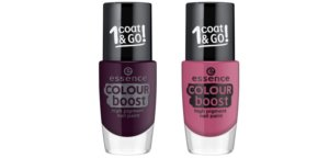 Лак Colour boost high pigment
