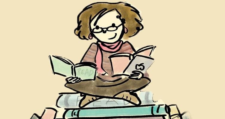 Читать несколько книг