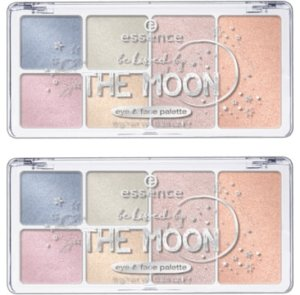 палетка Be kissed by the moon eye and face palette