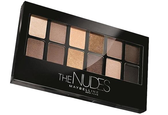 Палетка The Nudes