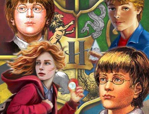 Пародии на Гарри Поттера