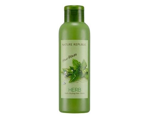 Herb Styling Hair Glaze