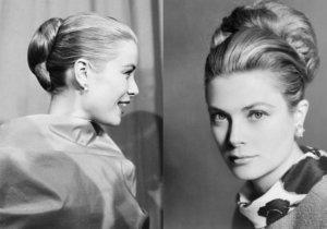 Пучки и начесы в 50-е годы