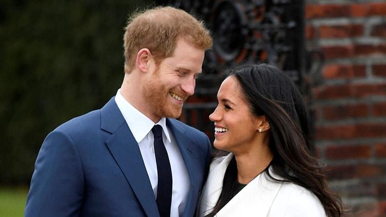 Принц и принцесса вместе