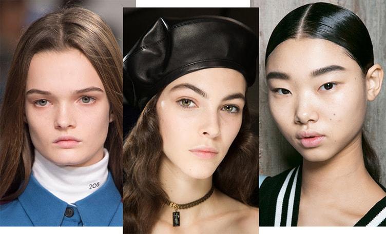 нюдовый макияж снова в моде