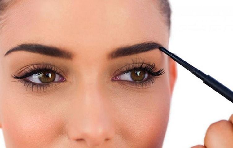 Делаем макияж для нависшего века