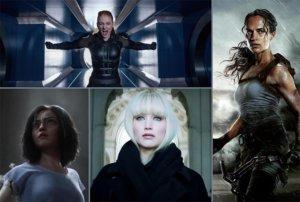 Фильмы с женскими героинями 2018